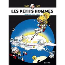 LES PETITS HOMMES - INTEGRALE TOME 6 - 1983-1985