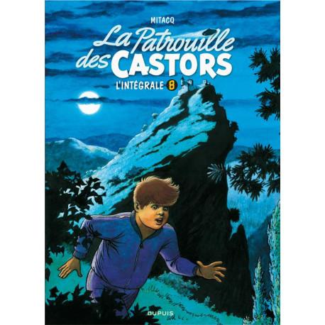 LA PATROUILLE DES CASTORS - INTEGRALE TOME 8
