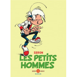 LES PETITS HOMMES - INTEGRALE TOME 10 - 2000-2003
