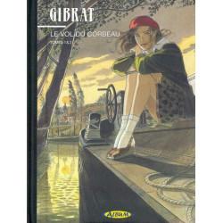 LE VOL DU CORBEAU TOME 1 ET 2 - TIRAGE NUMEROTE 11000 - BRUNO GRAFF POUR ALBUM
