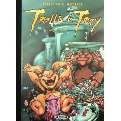 TROLL DE TROY - PLUME DE SAGE - TIRAGE BRUNO GRAFF - NUMEROTE 14  500