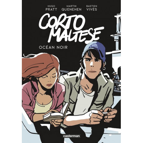 CORTO MALTESE - OCEAN NOIR