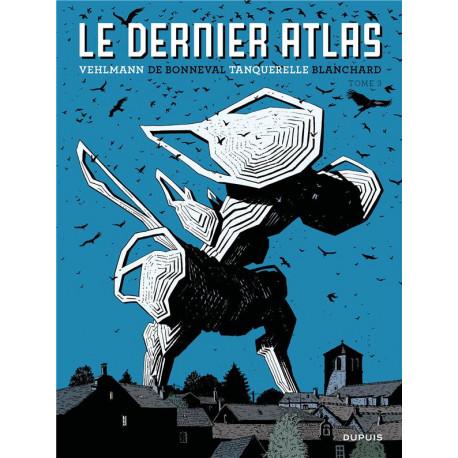 LE DERNIER ATLAS - TOME 3