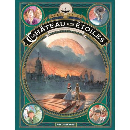 LE CHATEAU DES ETOILES - TOME 6 - LEXPOSITION INTERPLANETAIRE DE 1875