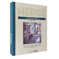 HERGE LE FEUILLETON INTEGRAL VOLUME 6 DE 1935 A 1937