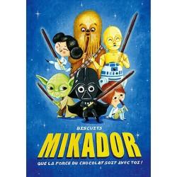 MAGNET MIKADOR PARODIE AFFICHE DE FILM