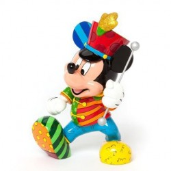 FIGURINE RESINE MICKEY FANFARE COLLECTION BRITTO DISNEY