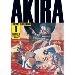 AKIRA NOIR ET BLANC EDITION ORIGINALE T01