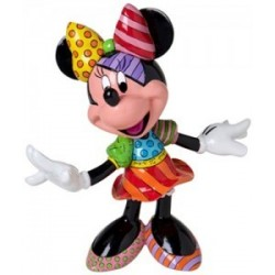 FIGURINE RESINE MINNIE MOUSE PAR BRITTO DISNEY