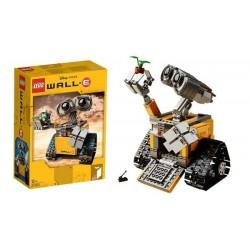 WALL E 21303 LEGO IDEAS DISNEY PIXAR
