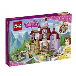 LE CHATEAU DE LA BELLE ET LA BETE 41067 LEGO DISNEY PRINCESSES