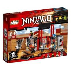 EVASION DE LA PRISON DE KRYPTARIUM 70591 LEGO NINJAGO