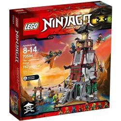 L ATTAQUE DU PHARE 70594 LEGO NINJAGO