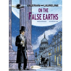 VALERIAN AND LAURELINE T7 ON THE FALSE EARTHS