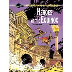 VALERIAN AND LAURELINE T8 HEROES OF THE EQUINOX