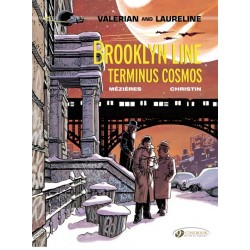 VALERIAN AND LAURELINE T10 BROOKLYN LINE TERMINUS COSMOS