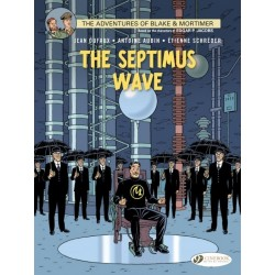 BLAKE AND MORTIMER T20 THE SEPTIMUS WAVE