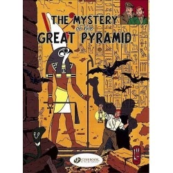BLAKE AND MORTIMER T2 THE MYSTERY OF THE GREAT PYRAMID PART 1