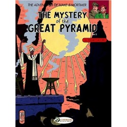 BLAKE AND MORTIMER T3 THE MYSTERY OF THE GREAT PYRAMID PART 2