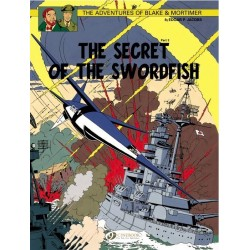 BLAKE AND MORTIMER T17 THE SECRET OF THE SWORDFISH PART 3