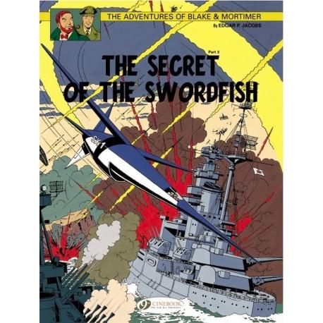 BLAKE AND MORTIMER T17 THE SECRET OF THE SWORDFISH PART 3