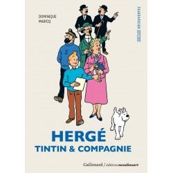 HERGE TINTIN ET COMPAGNIE