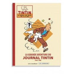 GRANDE AVENTURE JOURNAL TINTIN 70 ANS