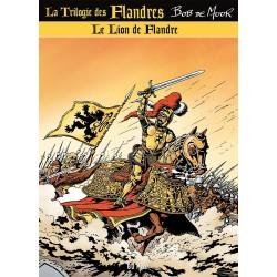 PACK 3 VOLUMES LA TRILOGIE DES FLANDRES LES GARS DE FLANDRE LE LION DE FLANDRE ET CONRAD LE HARDI