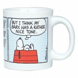MUG SNOOPY MY BARK