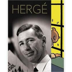 HERGE LUXE CATALOGUE EXPOSITION