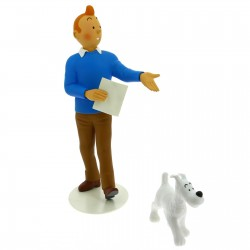 TINTIN ET MILOU - MUSEE IMAGINAIRE