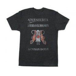 TEE SHIRT S SHERLOCK HOLMES MODELE HOMME TAILLE S