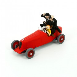 VOITURE TINTIN LE BOLIDE ROUGE AMILCAR 8 - 29508