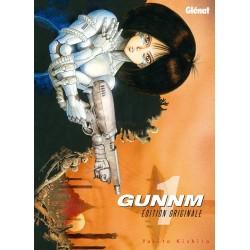 GUNNM EDITION ORIGINALE T01