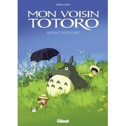 MON VOISIN TOTORO LA BD TIREE DU FILM