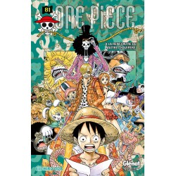 ONE PIECE EDITION ORIGINALE T81