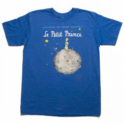 TEE SHIRT 8A LE PETIT PRINCE ENFANT 8 ANS