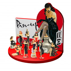 PRESENTOIR PIN-UP