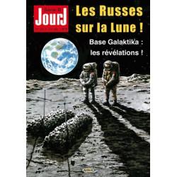 JOUR J - INTEGRALE - LES RUSSES SUR LA LUNE- TIRAGE DE LUXE