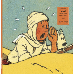 HERGE CHRONOLOGIE D'UNE OEUVRE T4 1939 1943