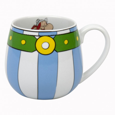 MUG OBELIX PANTALON 420 ML