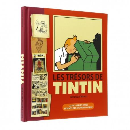 LES TRESORS DE TINTIN