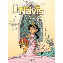NAVIS ALBUM TOME 5 Tirage Luxe Album