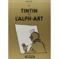 TINTIN ET LALPH-ART
