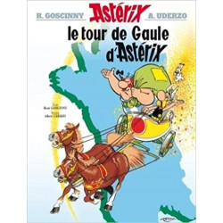 ASTERIX 5 LE TOUR DE GAULE DASTERIX