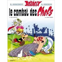 ASTERIX 7 LE COMBAT DES CHEFS
