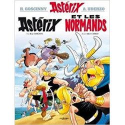 ASTERIX 9 ET LES NORMANDS