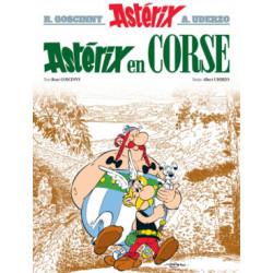 ASTERIX 20 EN CORSE