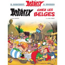 ASTERIX 24 CHEZ LES BELGES