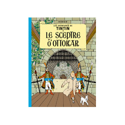 TINTIN PETIT FORMAT COULEURS T8 LE SCEPTRE OTTOKAR